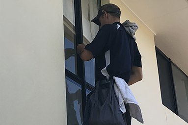 Glass Window Cleaning Brisbane